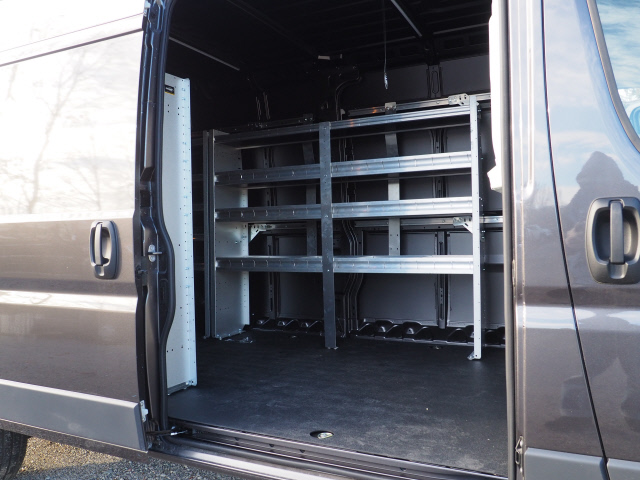 2018 ProMaster 2500 High Roof FWD,  Upfitted Cargo Van #M182063 - photo 10
