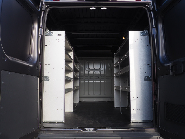 2018 ProMaster 2500 High Roof FWD,  Upfitted Cargo Van #M182063 - photo 2