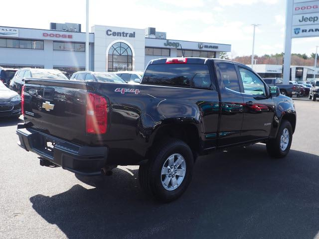 2016 Chevrolet Colorado Extended Cab 4x4, Pickup #M200625A - photo 1