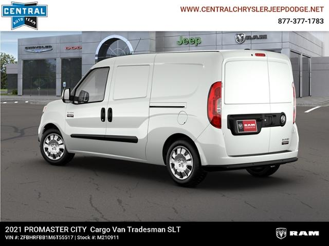 2021 Ram ProMaster City FWD, Empty Cargo Van #M210911 - photo 1