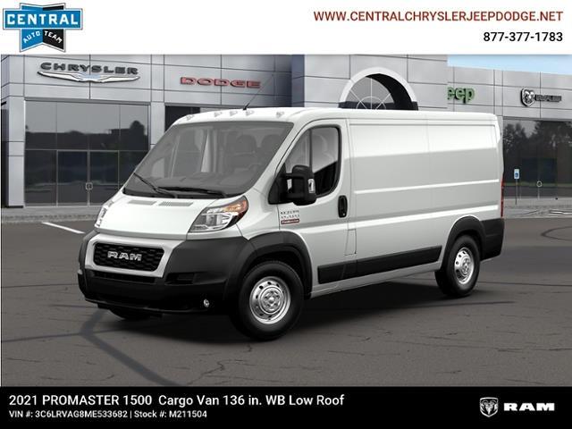 2021 Ram ProMaster 1500 Standard Roof FWD, Empty Cargo Van #M211504 - photo 1