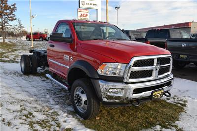 2018 Ram 5500 Regular Cab DRW 4x4,  Cab Chassis #18-1099 - photo 3