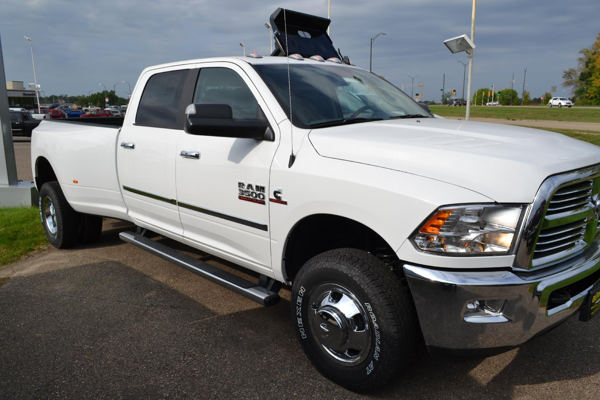 2018 Ram 3500 Crew Cab DRW 4x4,  Pickup #18-865 - photo 3