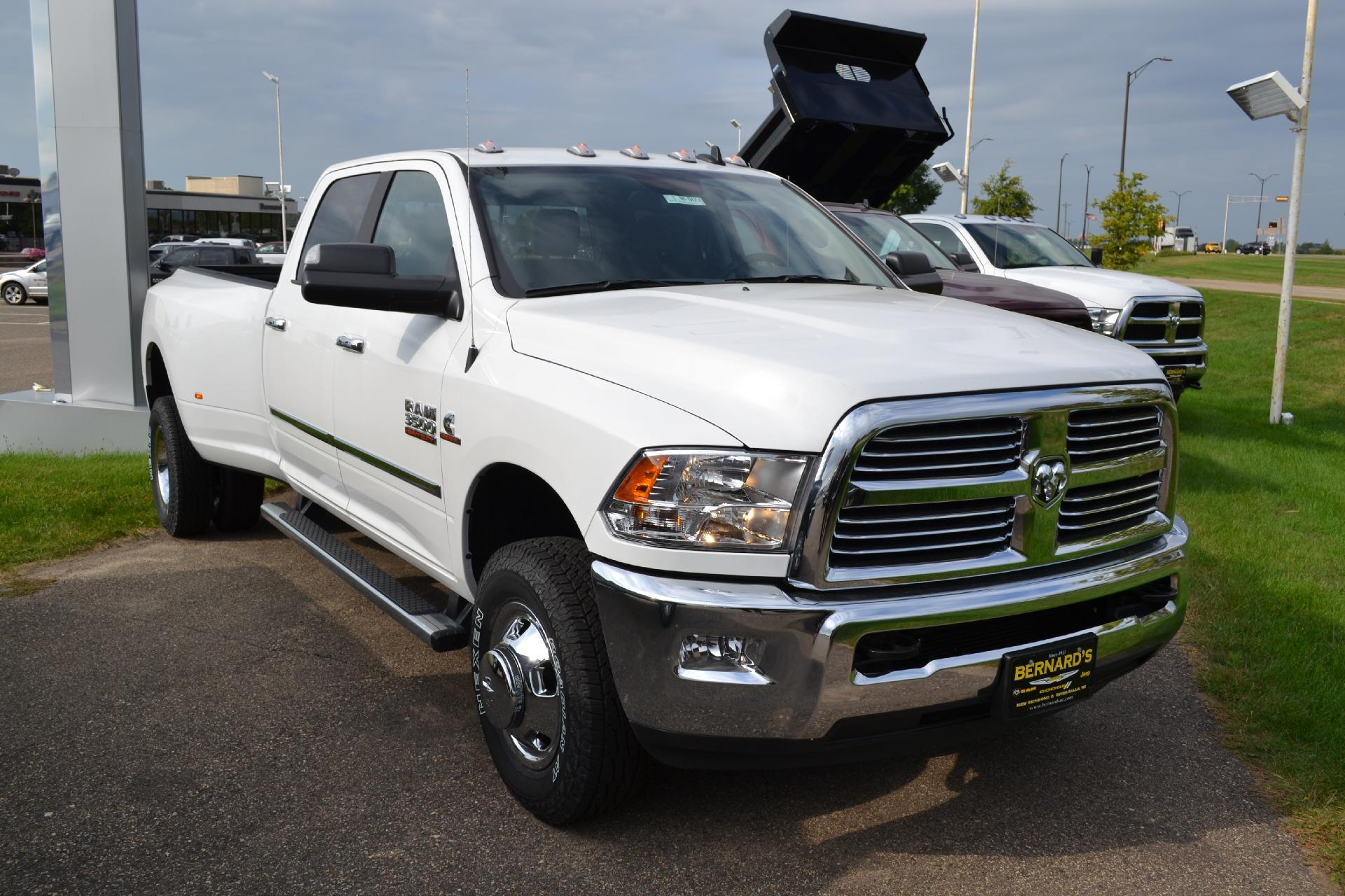 2018 Ram 3500 Crew Cab DRW 4x4,  Pickup #18-865 - photo 4