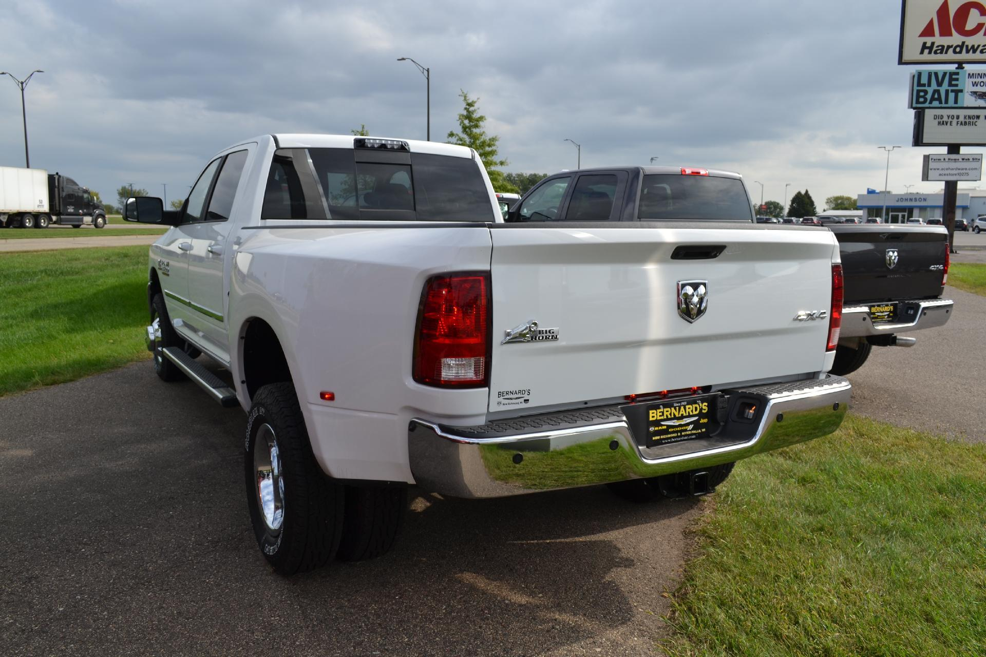 2018 Ram 3500 Crew Cab DRW 4x4,  Pickup #18-865 - photo 2