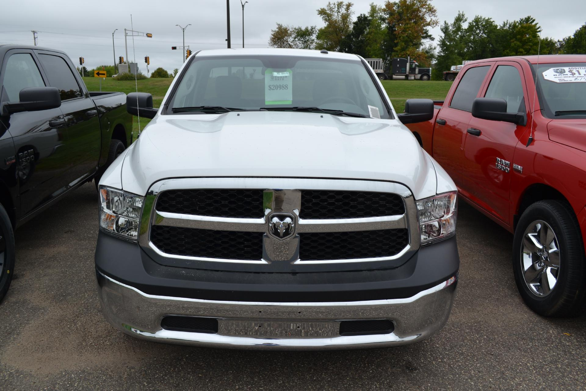2018 Ram 1500 Regular Cab 4x2,  Pickup #18-893 - photo 4