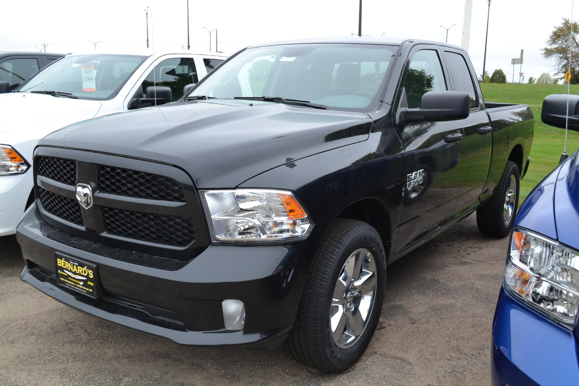 2018 Ram 1500 Quad Cab 4x4,  Pickup #18-927 - photo 1