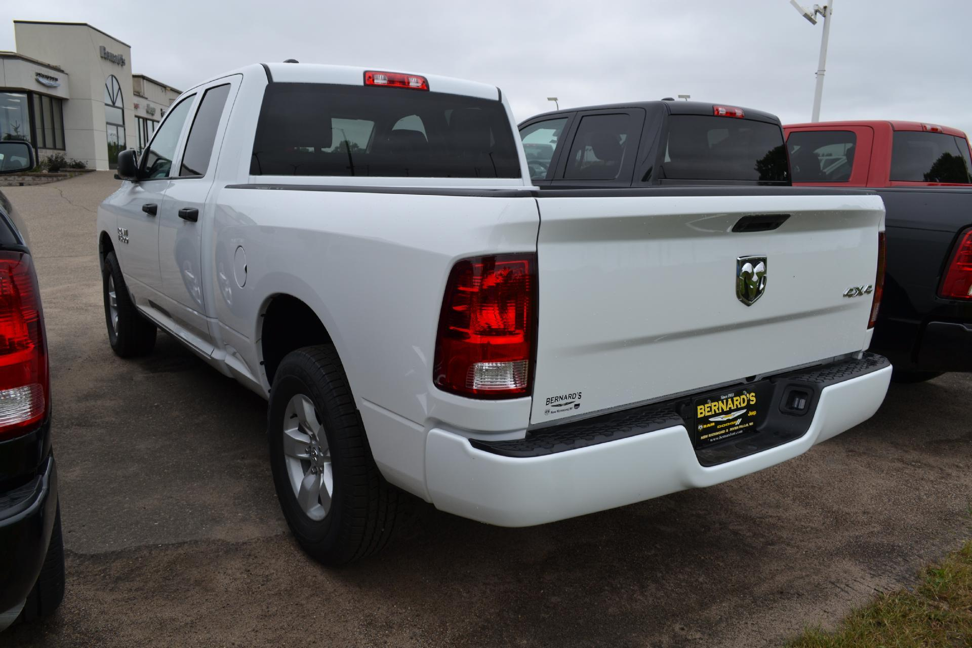 2018 Ram 1500 Quad Cab 4x4,  Pickup #18-986 - photo 2