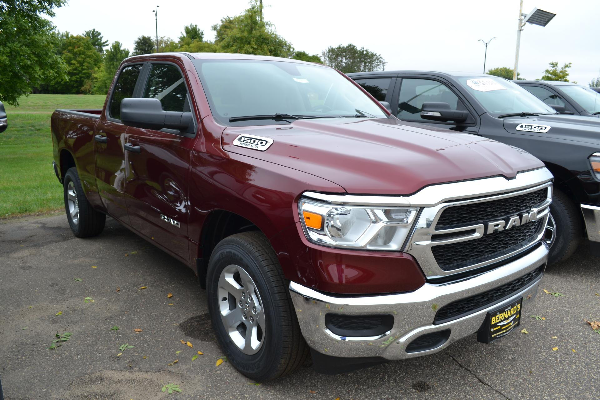2019 Ram 1500 Quad Cab 4x4,  Pickup #19-074 - photo 3