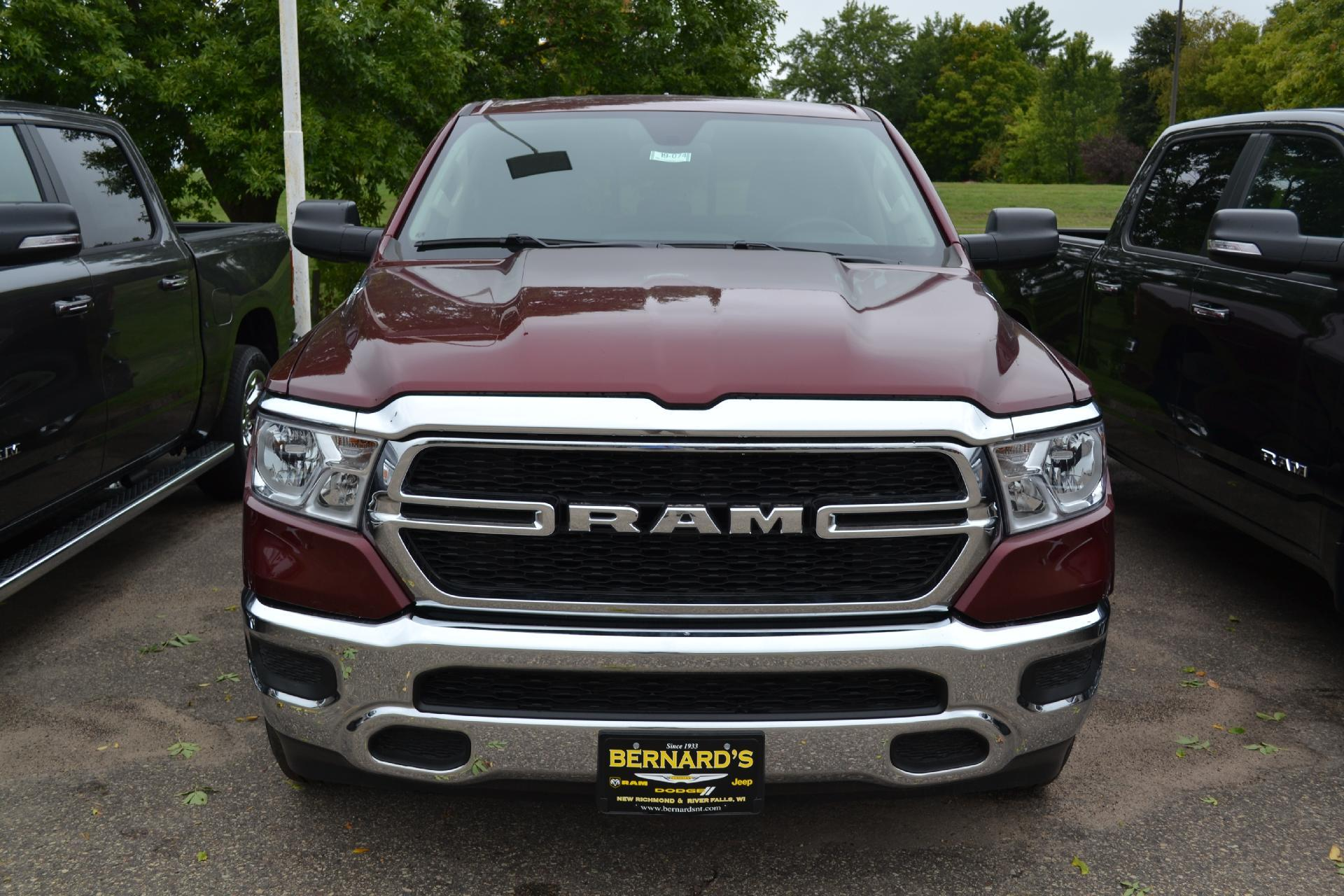 2019 Ram 1500 Quad Cab 4x4,  Pickup #19-074 - photo 4