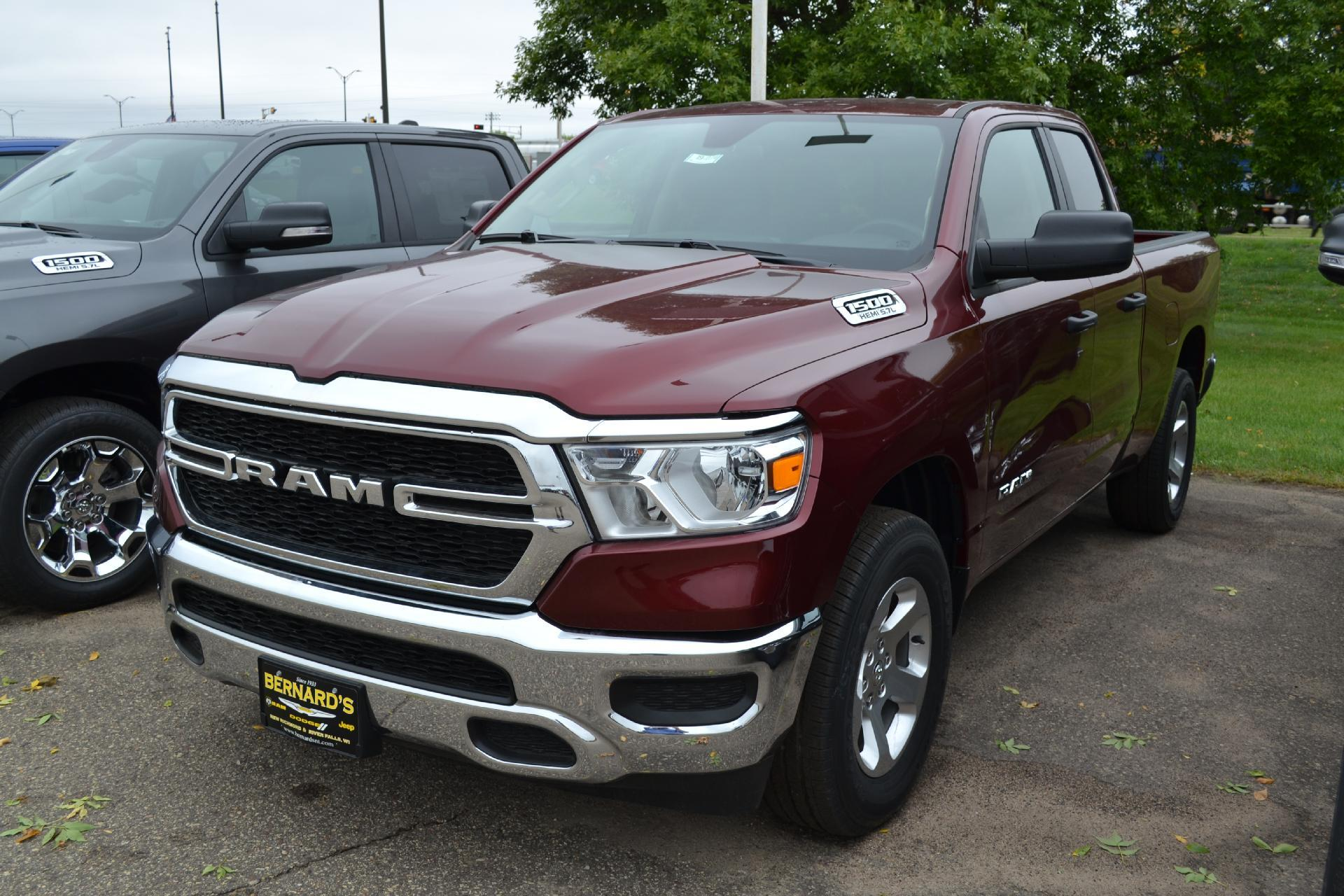 2019 Ram 1500 Quad Cab 4x4,  Pickup #19-074 - photo 1