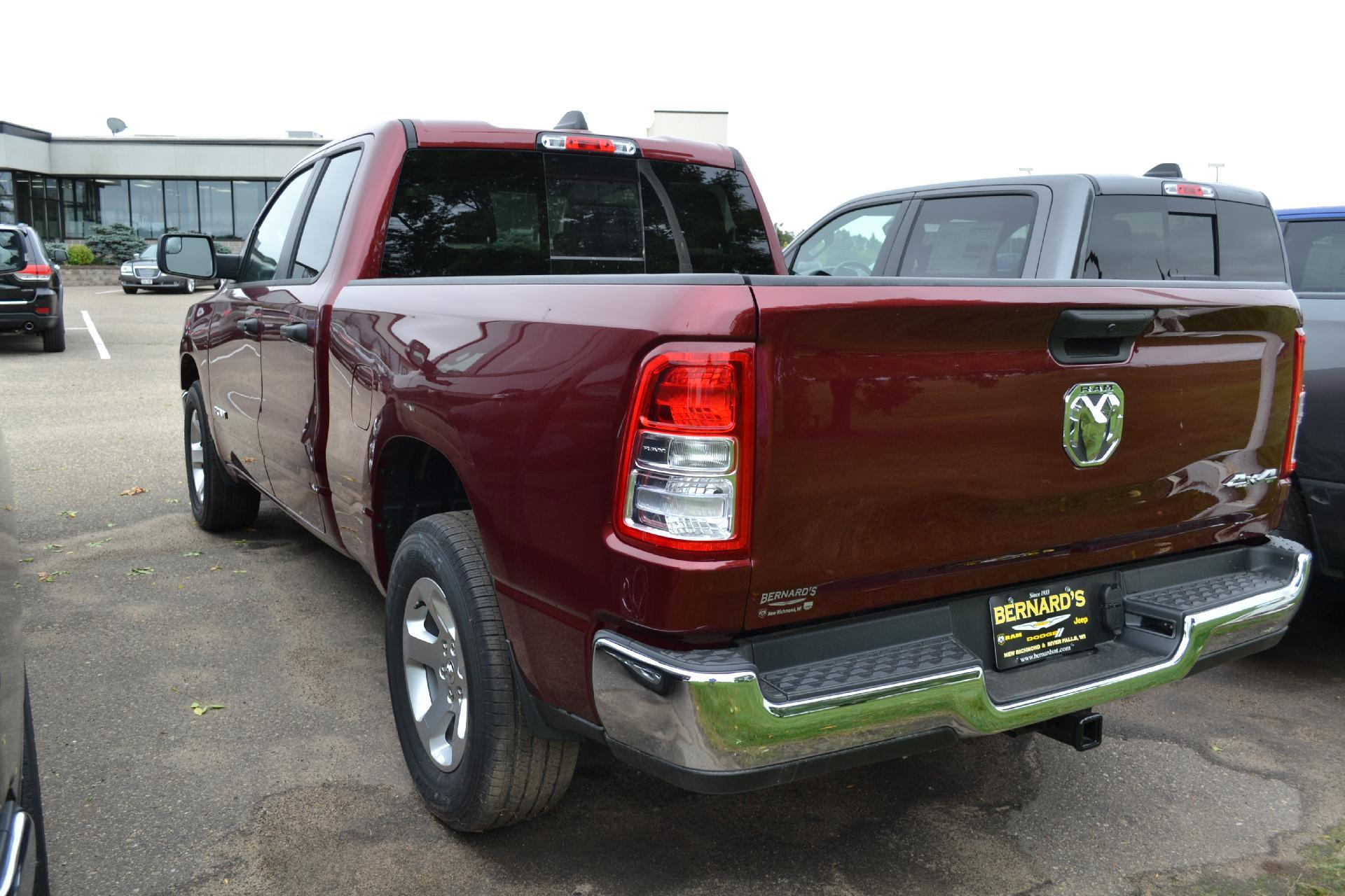 2019 Ram 1500 Quad Cab 4x4,  Pickup #19-074 - photo 2