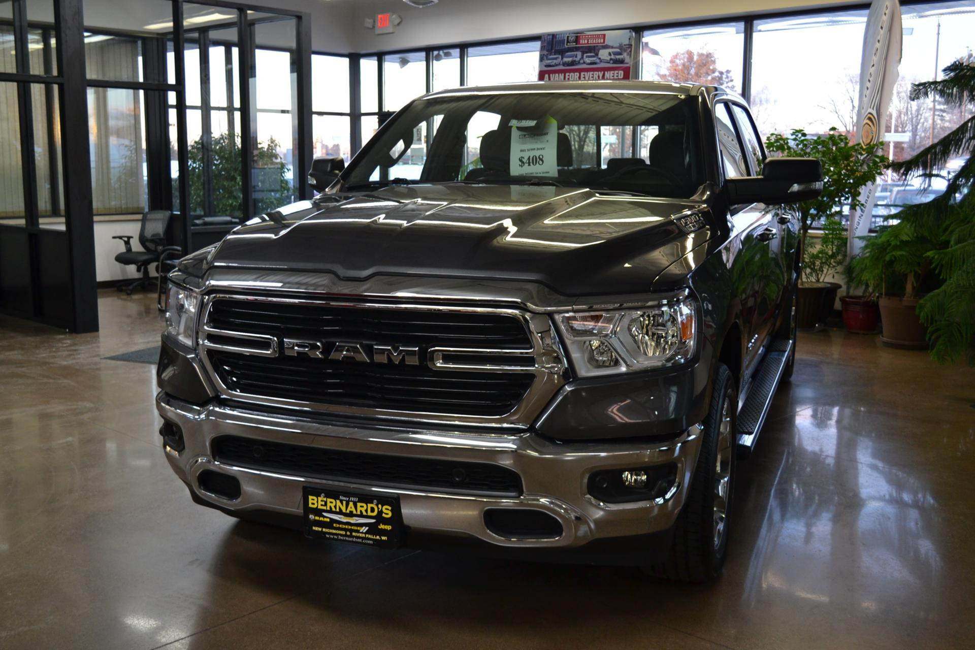 2019 Ram 1500 Crew Cab 4x4,  Pickup #19-175 - photo 3