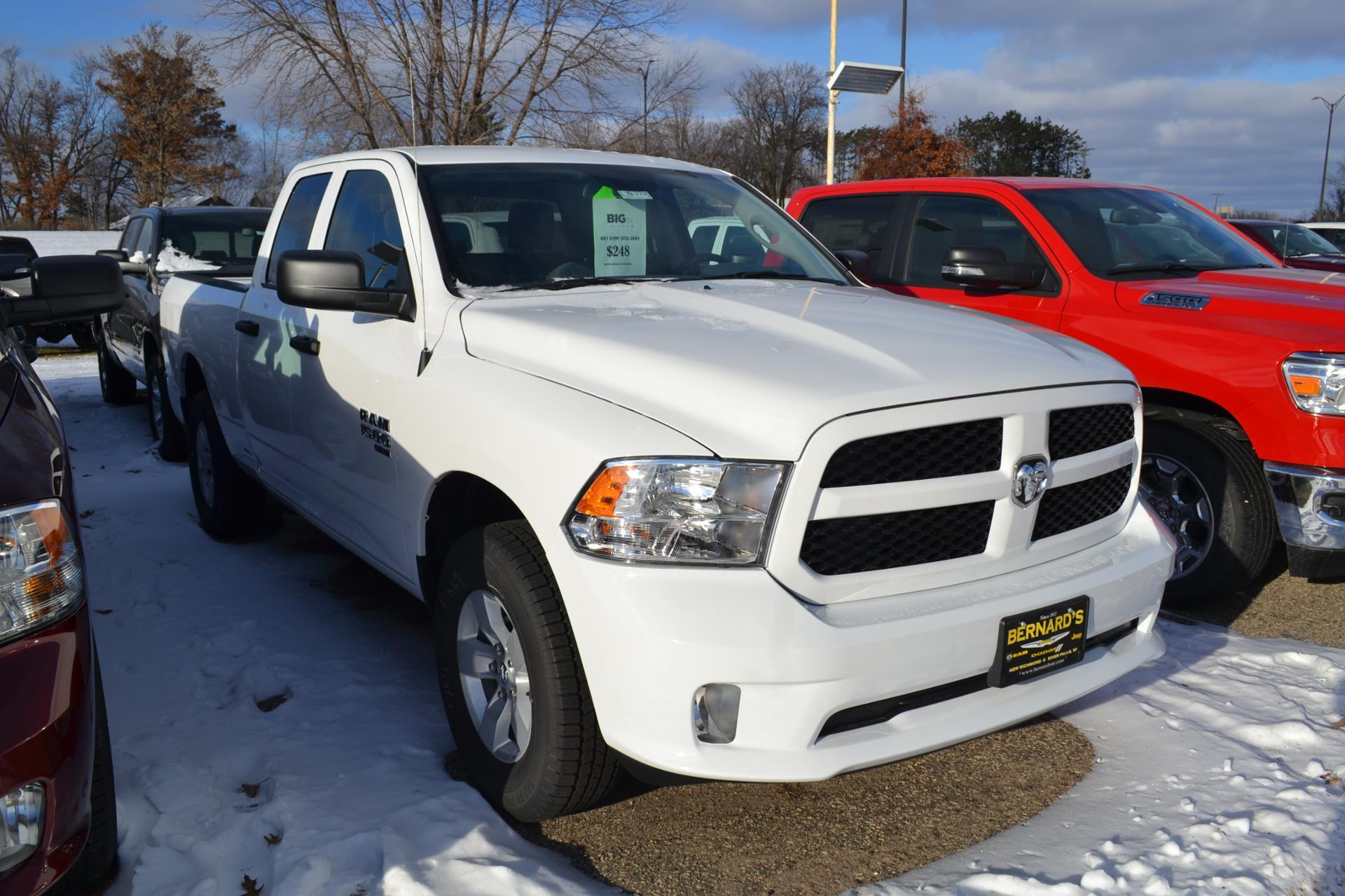 2019 Ram 1500 Quad Cab 4x4,  Pickup #19-270 - photo 3