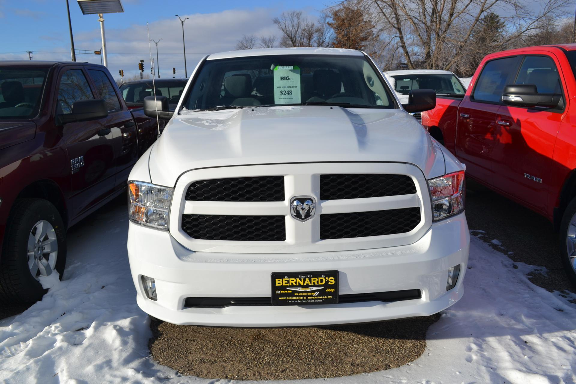 2019 Ram 1500 Quad Cab 4x4,  Pickup #19-270 - photo 2