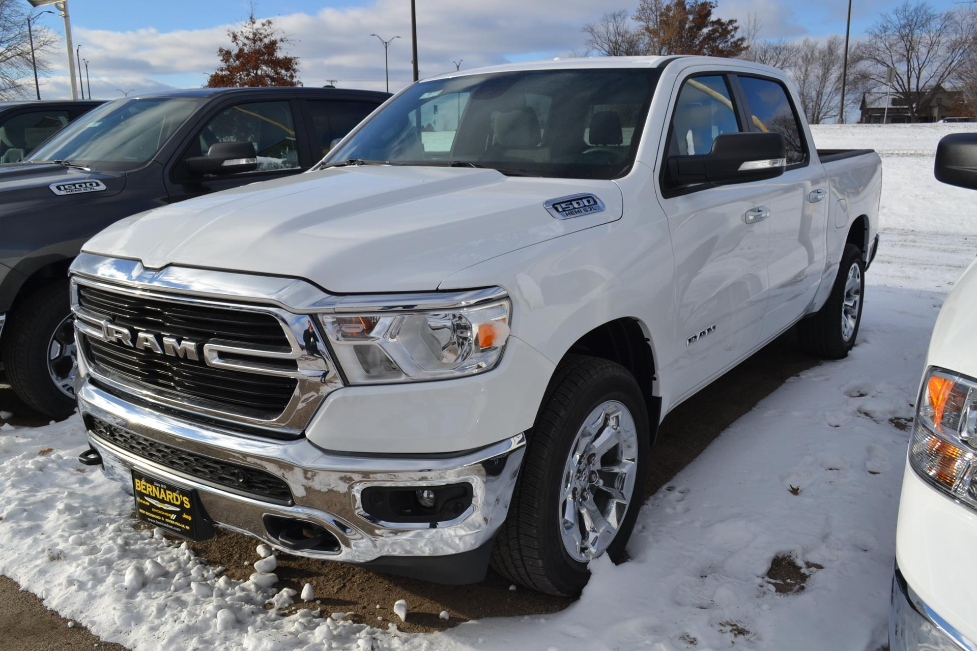 2019 Ram 1500 Crew Cab 4x4,  Pickup #19-373 - photo 1