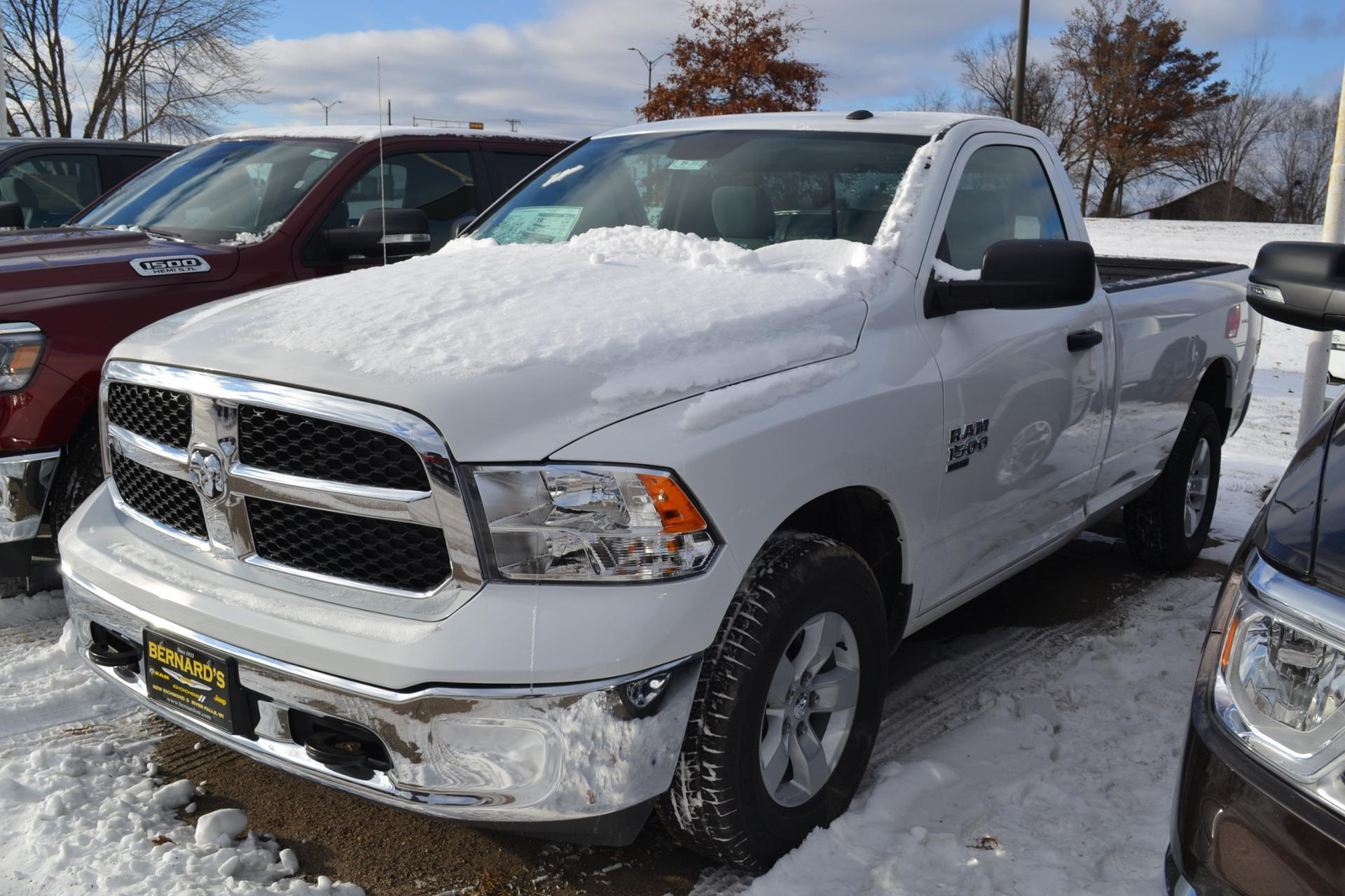 2019 Ram 1500 Regular Cab 4x4,  Pickup #19-382 - photo 1