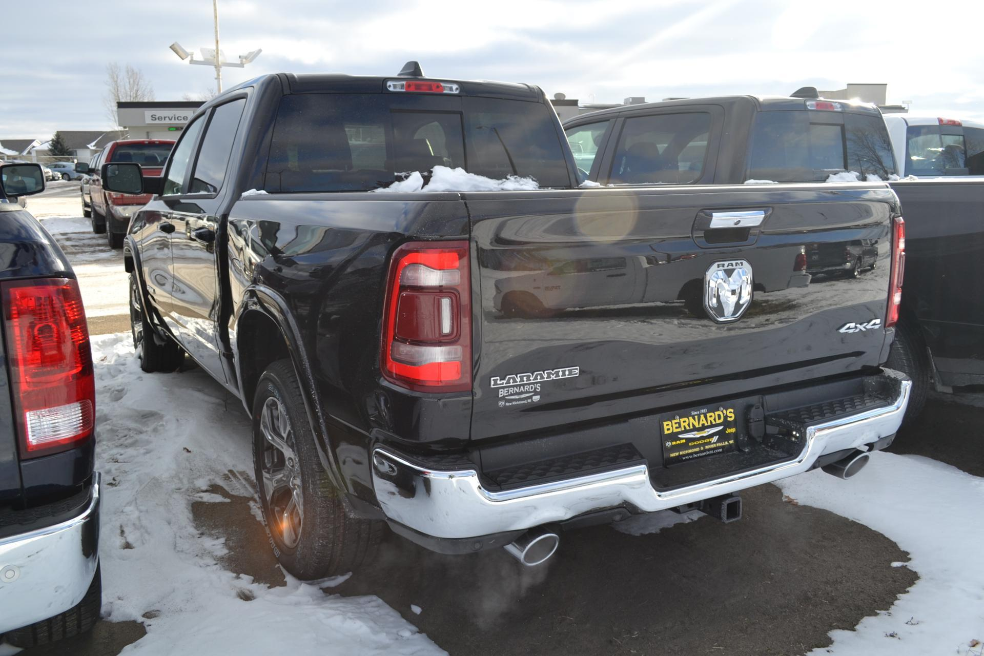 2019 Ram 1500 Crew Cab 4x4,  Pickup #19-388 - photo 2