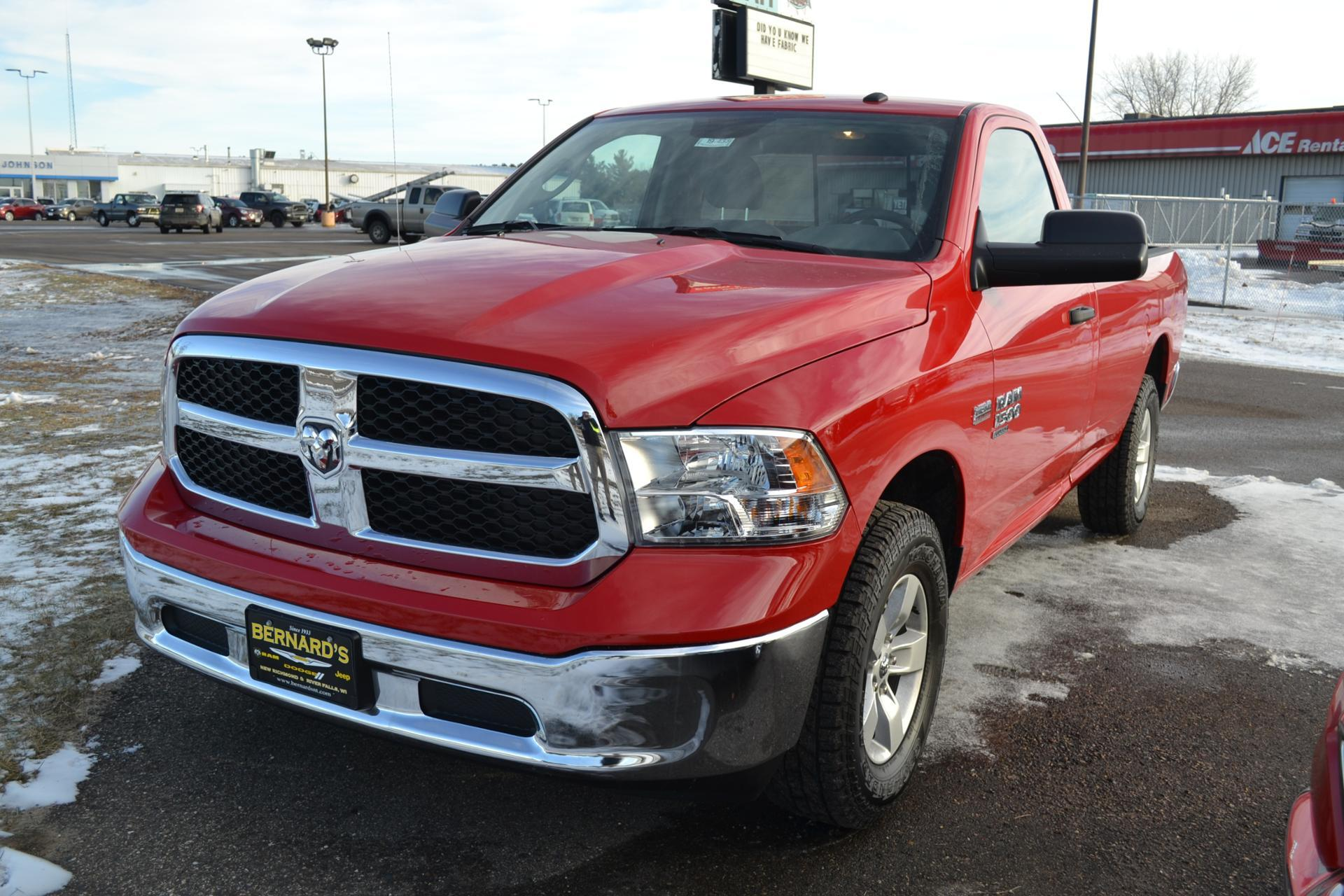 2019 Ram 1500 Regular Cab 4x4,  Pickup #19-433 - photo 1