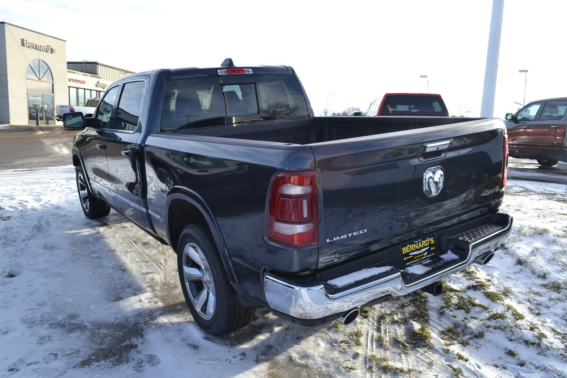 2019 Ram 1500 Crew Cab 4x4,  Pickup #19-472 - photo 2
