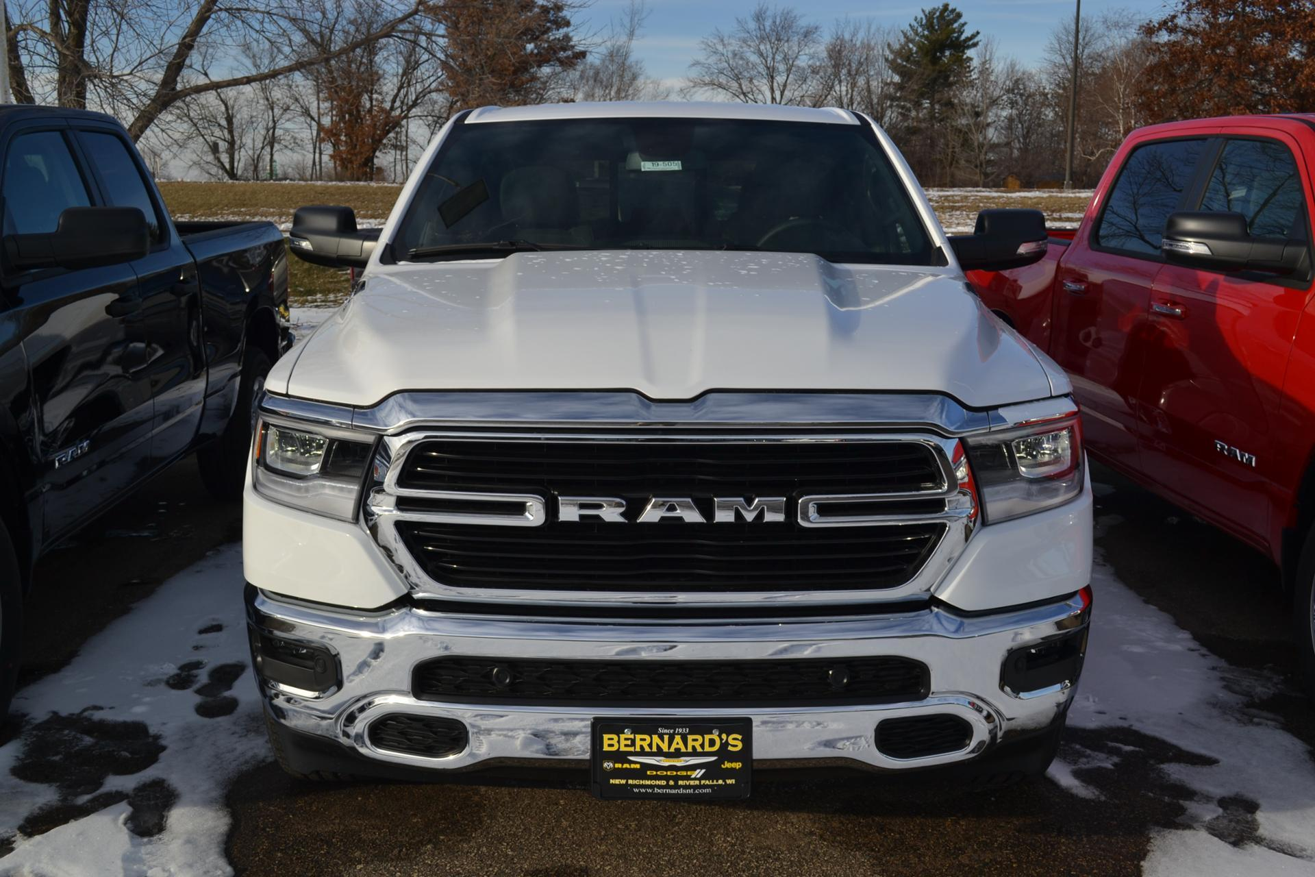 2019 Ram 1500 Crew Cab 4x4,  Pickup #19-505 - photo 4
