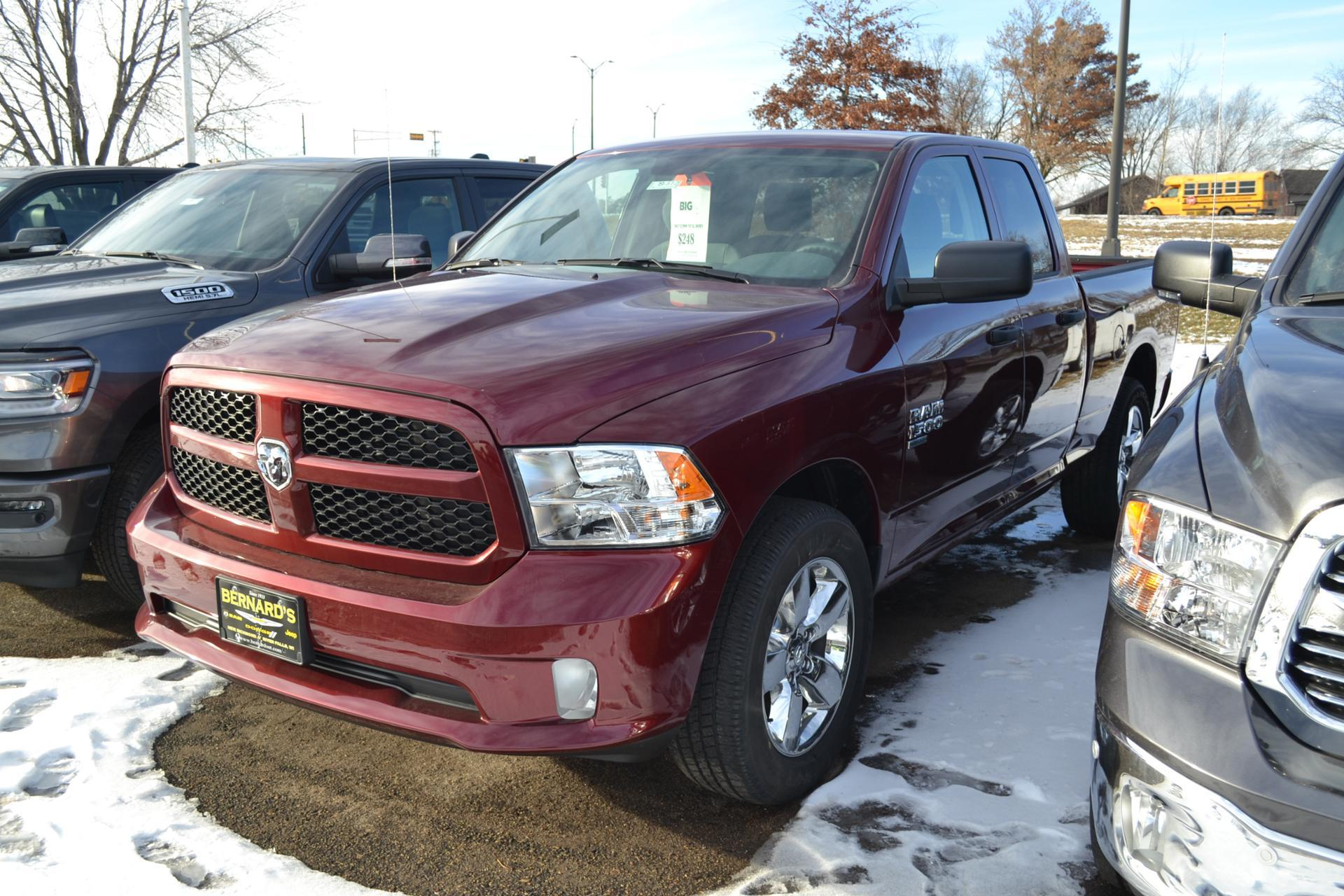 2019 Ram 1500 Quad Cab 4x4,  Pickup #19-512 - photo 1