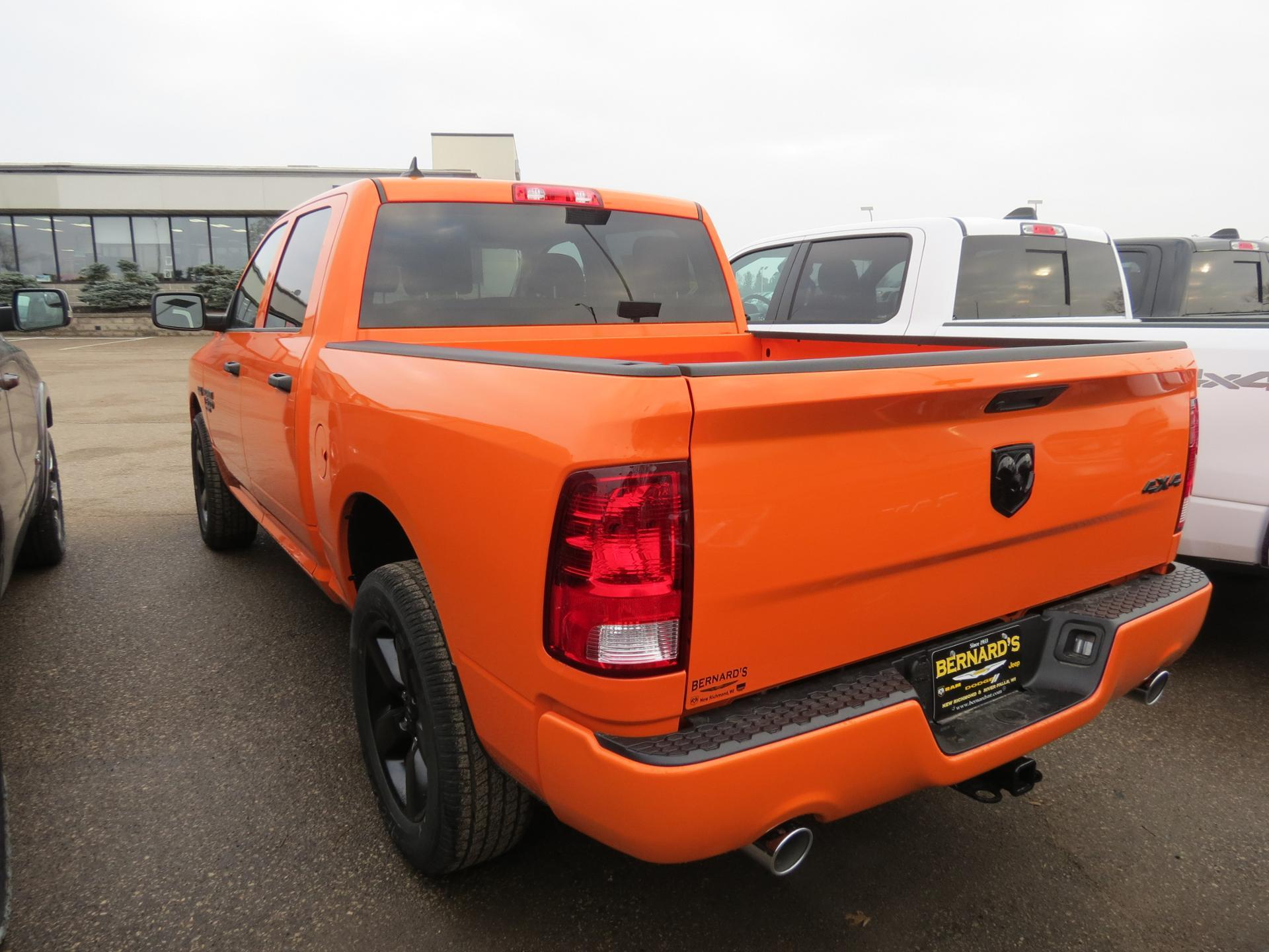 2019 Ram 1500 Crew Cab 4x4,  Pickup #19-740 - photo 2