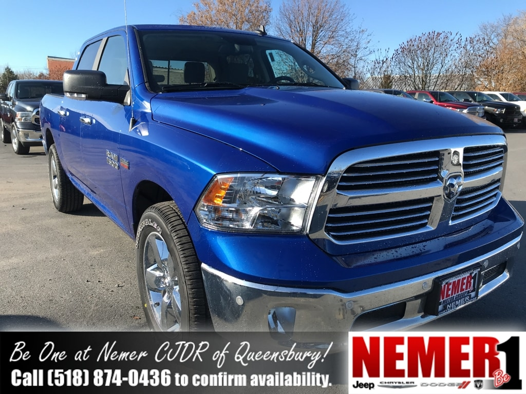 2018 Ram 1500 Crew Cab 4x4 Pickup #176414 - photo 1