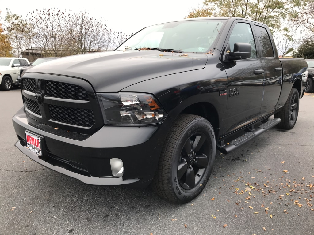 2018 Ram 1500 Quad Cab 4x4 Pickup #18035 - photo 3