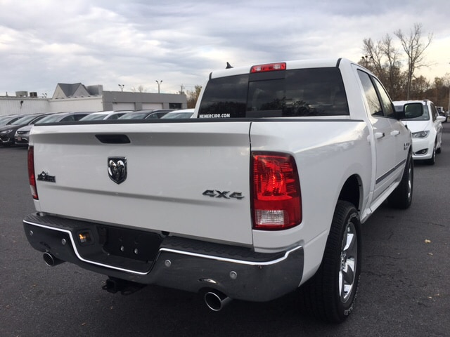 2018 Ram 1500 Crew Cab 4x4, Pickup #18067 - photo 2