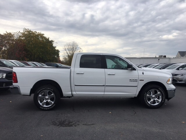 2018 Ram 1500 Crew Cab 4x4, Pickup #18067 - photo 8