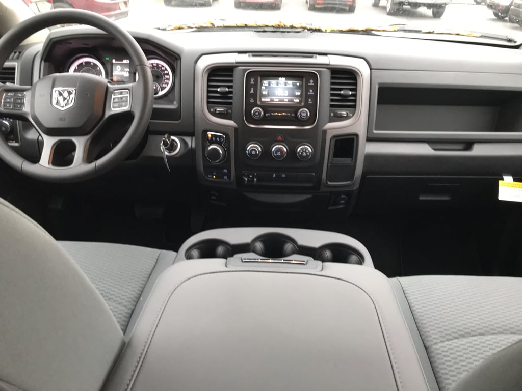2018 Ram 1500 Crew Cab 4x4 Pickup #18069 - photo 9