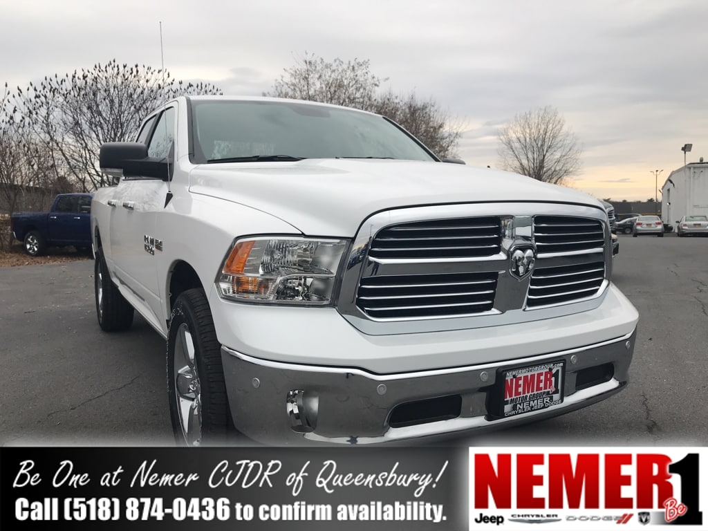 2018 Ram 1500 Quad Cab 4x4 Pickup #18121 - photo 1