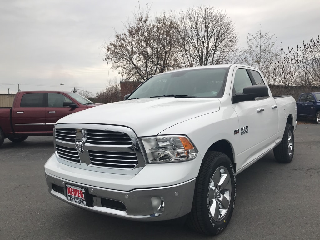 2018 Ram 1500 Quad Cab 4x4 Pickup #18121 - photo 4