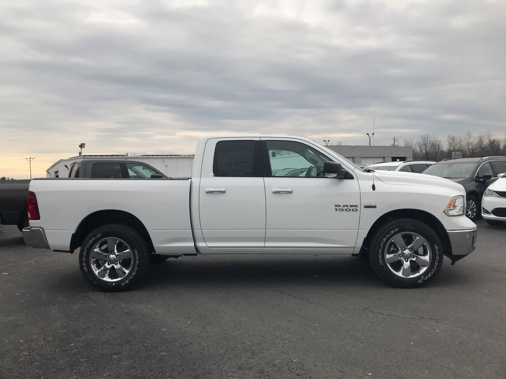 2018 Ram 1500 Quad Cab 4x4 Pickup #18121 - photo 8