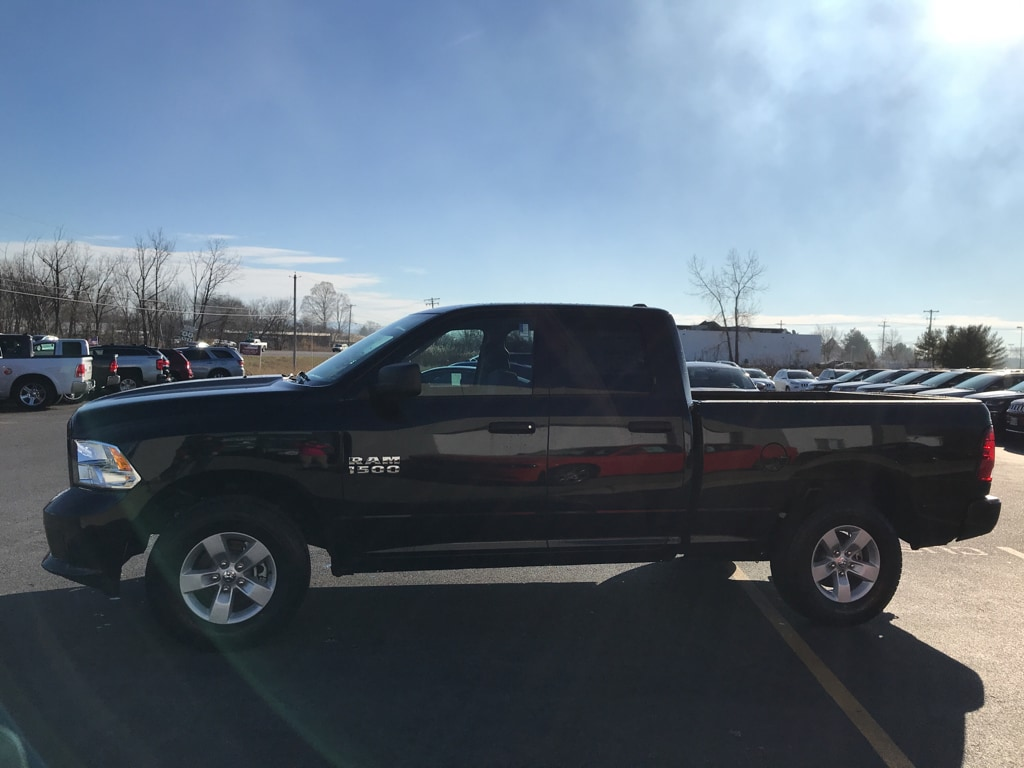 2018 Ram 1500 Quad Cab 4x4 Pickup #18129 - photo 5