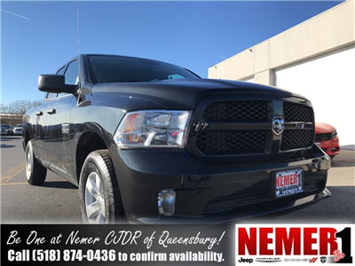 2018 Ram 1500 Quad Cab 4x4 Pickup #18129 - photo 1