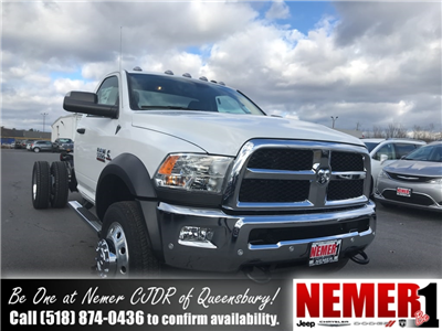 2018 Ram 5500 Regular Cab DRW 4x4 Cab Chassis #18141 - photo 1