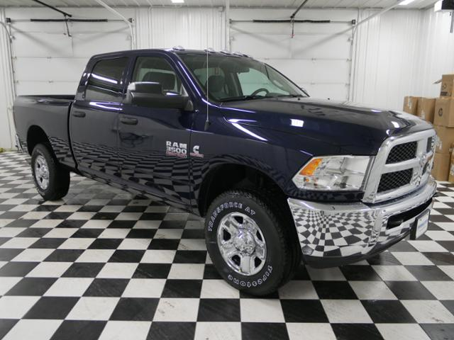 2018 Ram 3500 Crew Cab 4x4,  Pickup #8212080 - photo 5