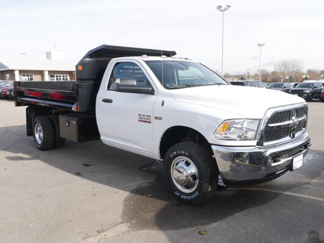 2018 Ram 3500 Regular Cab DRW 4x4,  Monroe Dump Body #8220150 - photo 5