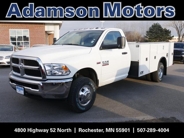 2018 Ram 3500 Regular Cab DRW 4x4,  CM Truck Beds Service Body #8220180 - photo 1