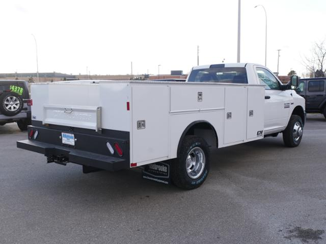 2018 Ram 3500 Regular Cab DRW 4x4,  CM Truck Beds Service Body #8220180 - photo 3