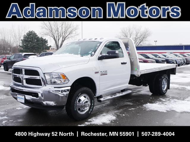 2018 Ram 3500 Regular Cab DRW 4x4,  Knapheide Platform Body #8220190 - photo 1