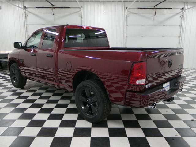 2019 Ram 1500 Quad Cab 4x4,  Pickup #9210450 - photo 2