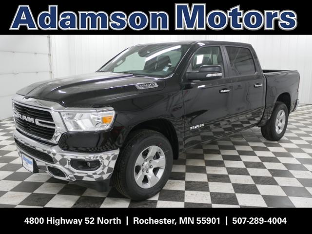 2019 Ram 1500 Crew Cab 4x4,  Pickup #9211620 - photo 1