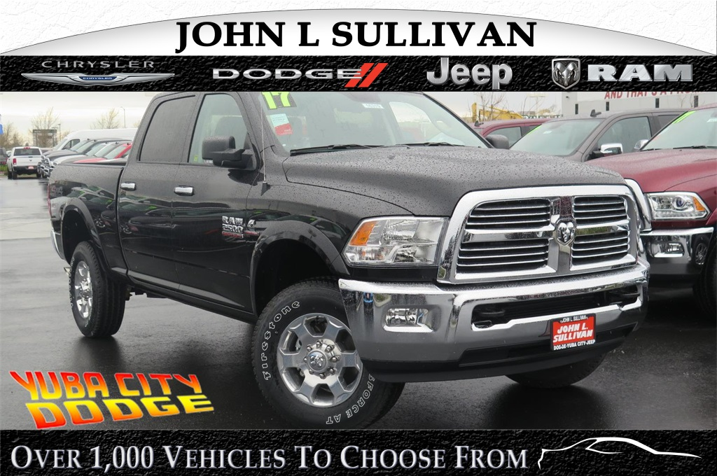 2017 Ram 2500 Crew Cab 4x4, Pickup #00016319 - photo 1