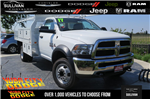 2017 Ram 5500 Regular Cab DRW 4x2,  Knapheide Contractor Body #00016450 - photo 1