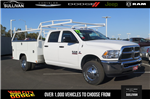 2017 Ram 3500 Crew Cab DRW 4x4,  Harbor Service Body #00017194 - photo 1