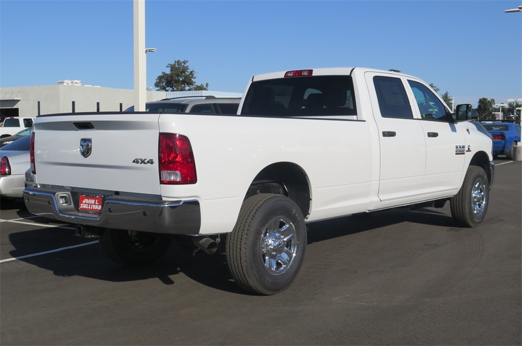 2018 Ram 2500 Crew Cab 4x4, Pickup #00017222 - photo 2