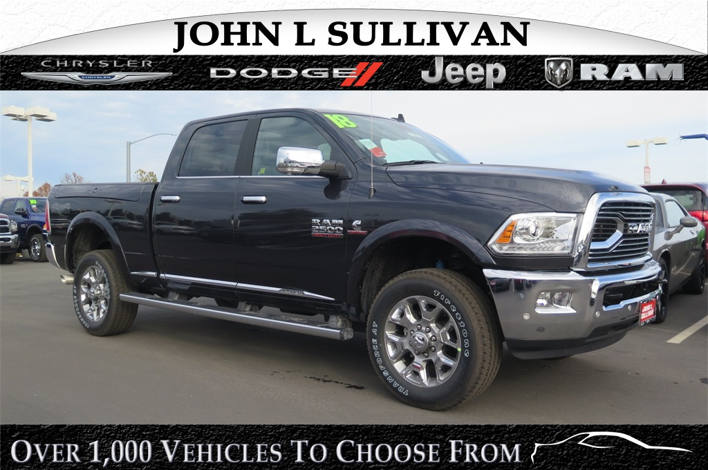 2018 Ram 2500 Crew Cab 4x4, Pickup #00017408 - photo 1